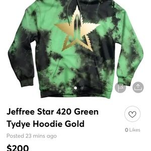 d6fad0776 Jeffree Star Sweaters - ISO for a JEFFREE STAR 420 merch!